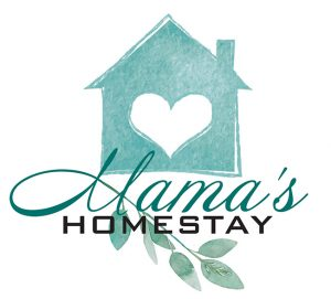 Mama's Homestay Logo